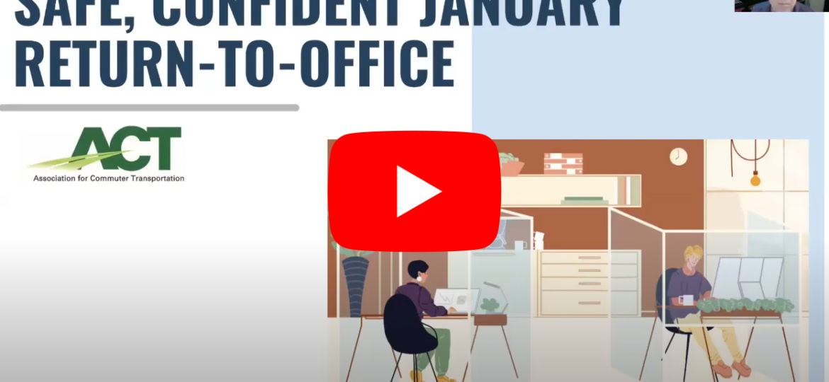 Safe Confident January Return to Office